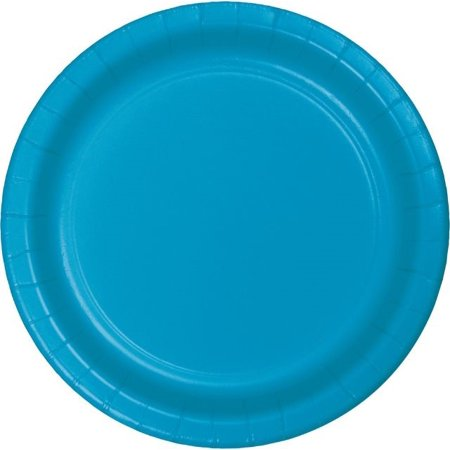 - Touch of Color Lunch Plate, 7
