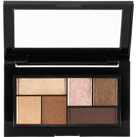 Runway Palette (Maybelline The City Mini Eyeshadow Palette, Rooftop Bronzes )