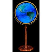 National Geographic Chamberlin Illuminated 16-in. diam. Floor Globe