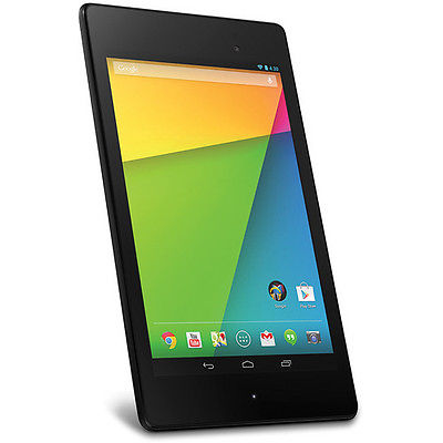 Asus Google Nexus 7 Tablet (7-Inch, 16GB) 2012 Model (Certified Refurbished)