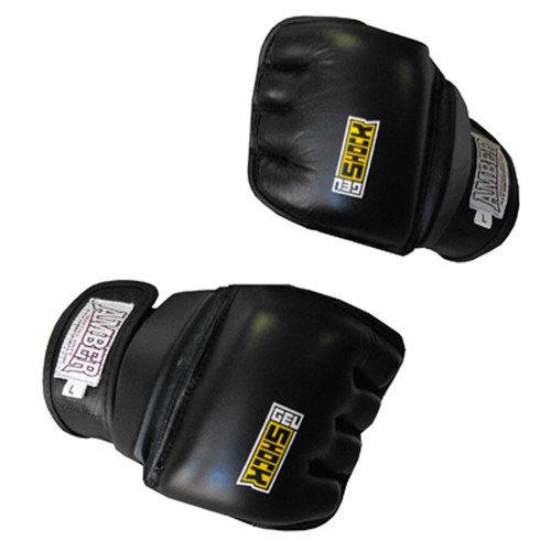 Amber Sporting Goods MMA Gel Shock Gloves