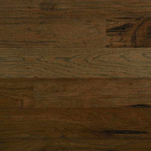 Columbia Flooring Silverton 5'' Engineered Hardwood Hickory in Bison