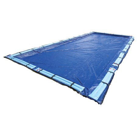Blue Wave Gold 15-Year Rectangular Winter Cover for In-Ground - Gold Pool Cover