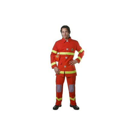 Dress Up Adults (Dress Up America Adult Fire Fighter in )