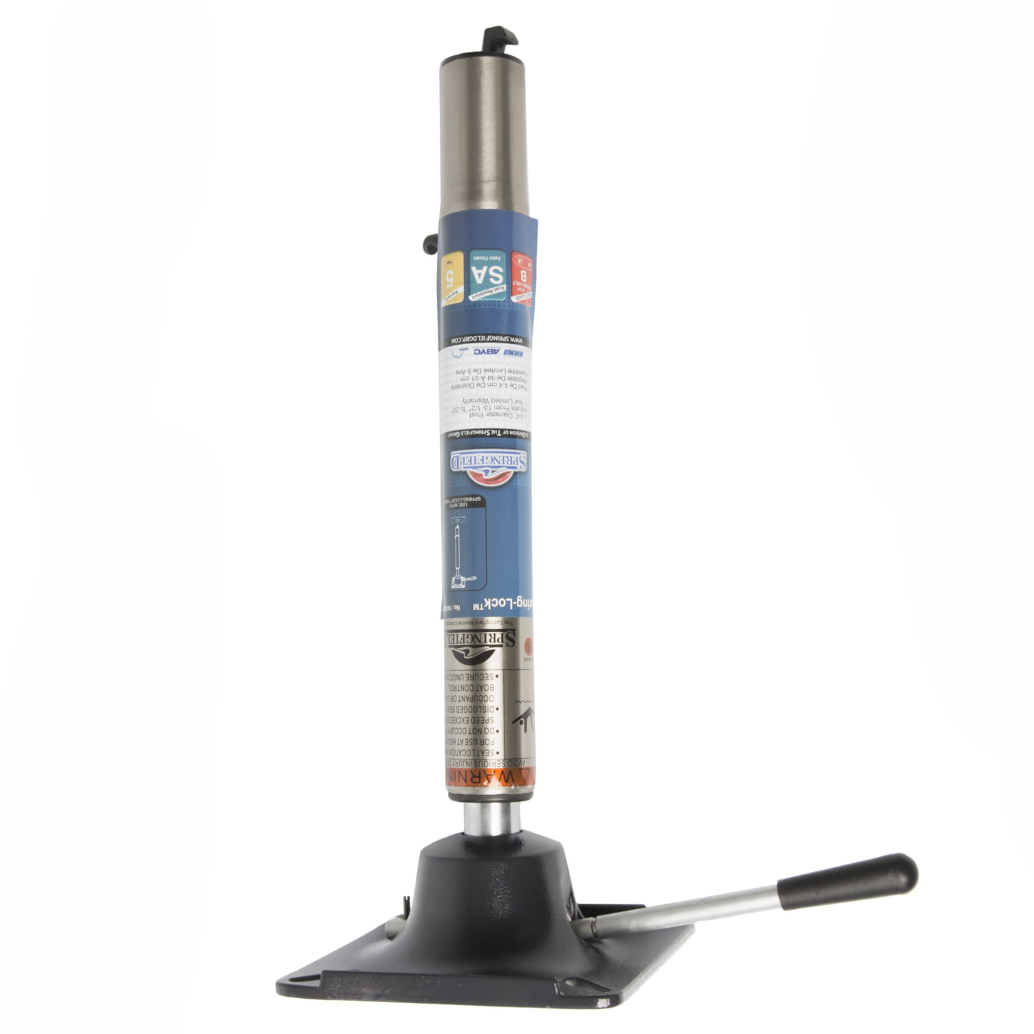 Springfield Marine 1611433 Kingpin Power Rise Stand-Up Package