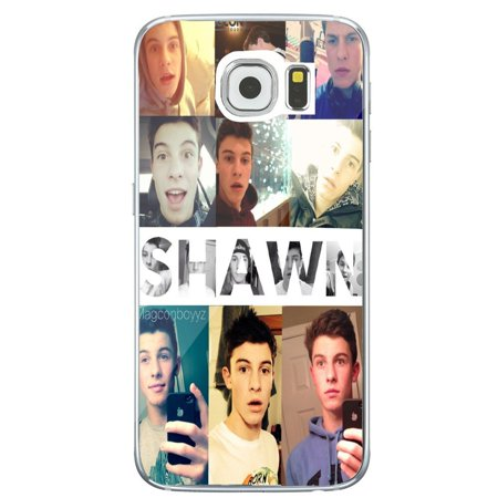 brand new 56ba1 a27b0 Ganma Shawn Mendez Magcon Boys Cool Photo Collage Case For iPhone Case  (Case For iPhone 6 Black)