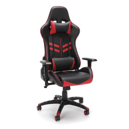 Essentials Ess Ofm Racing Gaming Chair Red Product Picture