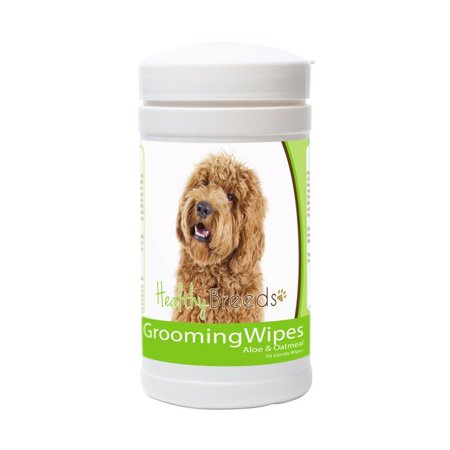 Healthy Breeds 840235151845 Labradoodle Grooming (Best Of Breed Mobile Grooming)