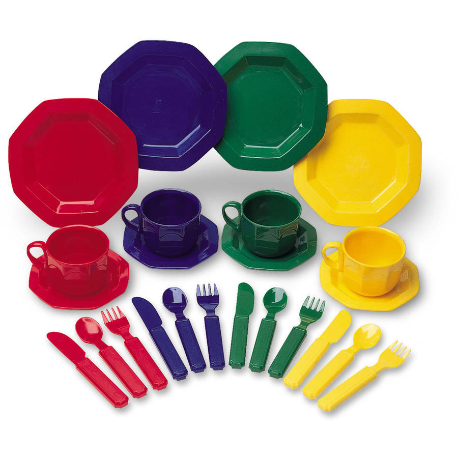 Learning Resources Pretend & Play Dish Set