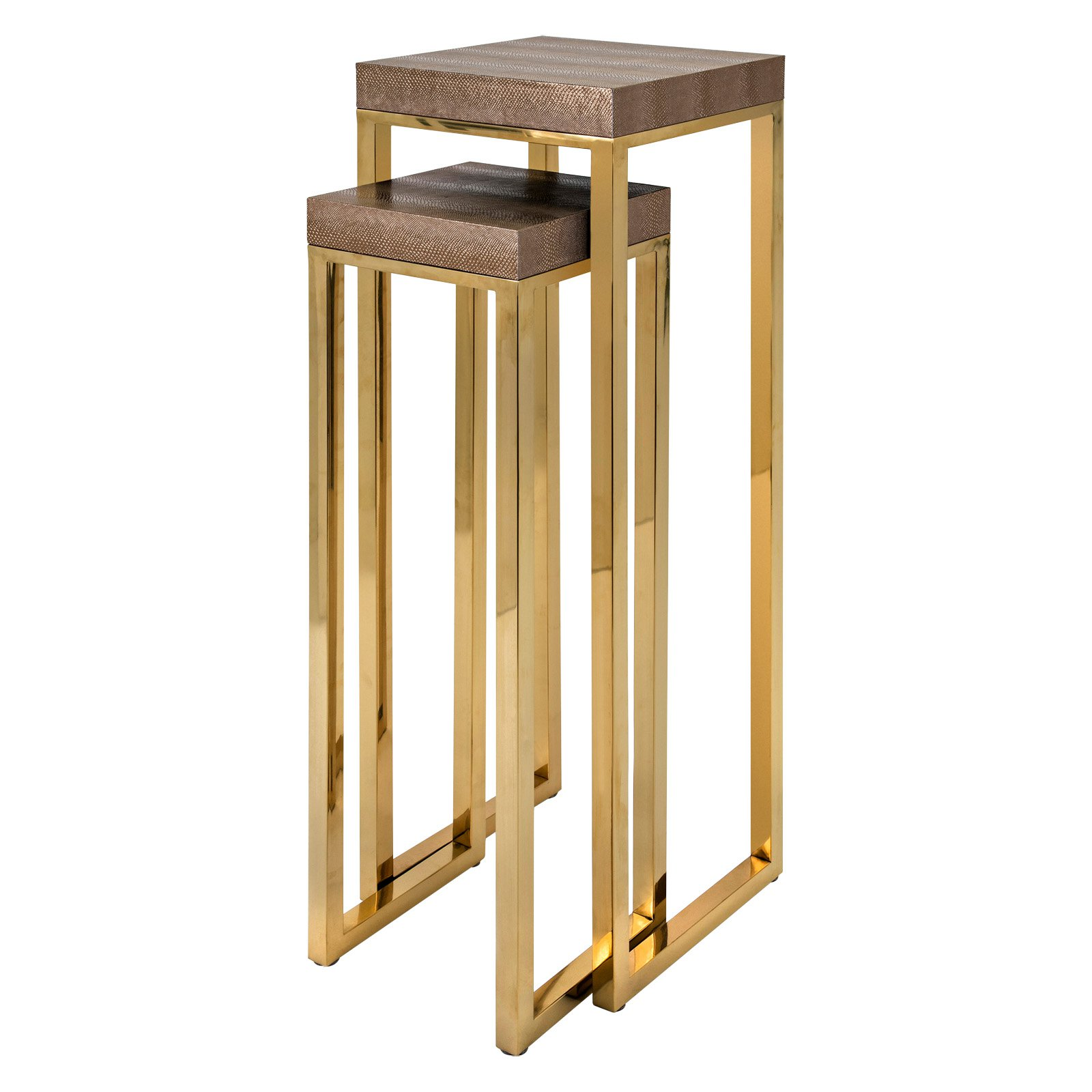 Imax Markov Plant Stands - Set of 2