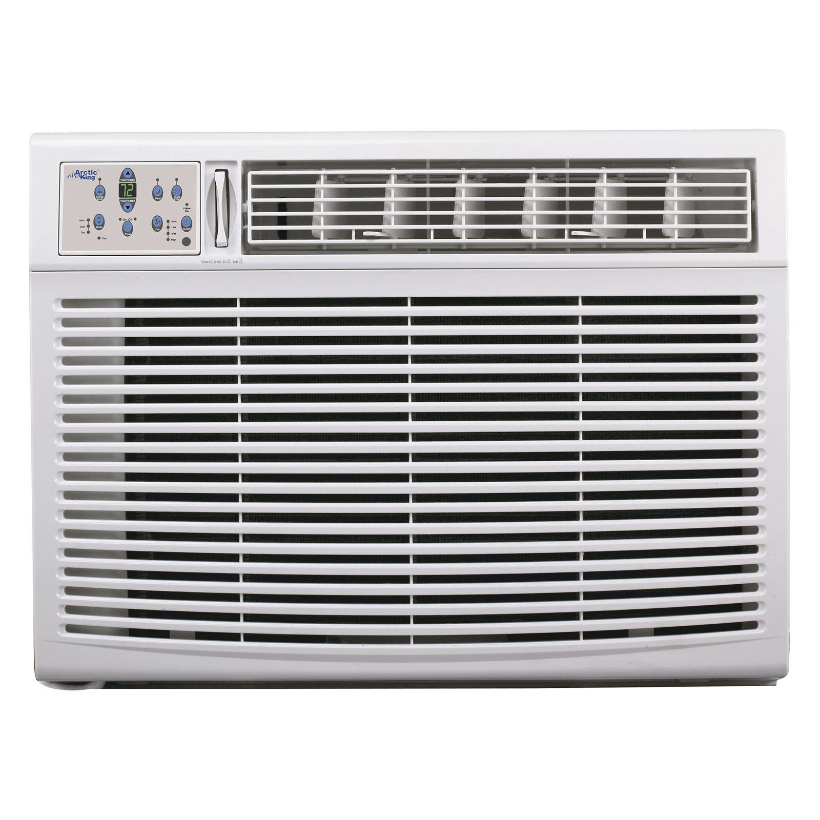 arctic king 25k 208v window air conditioner-heater - walmart