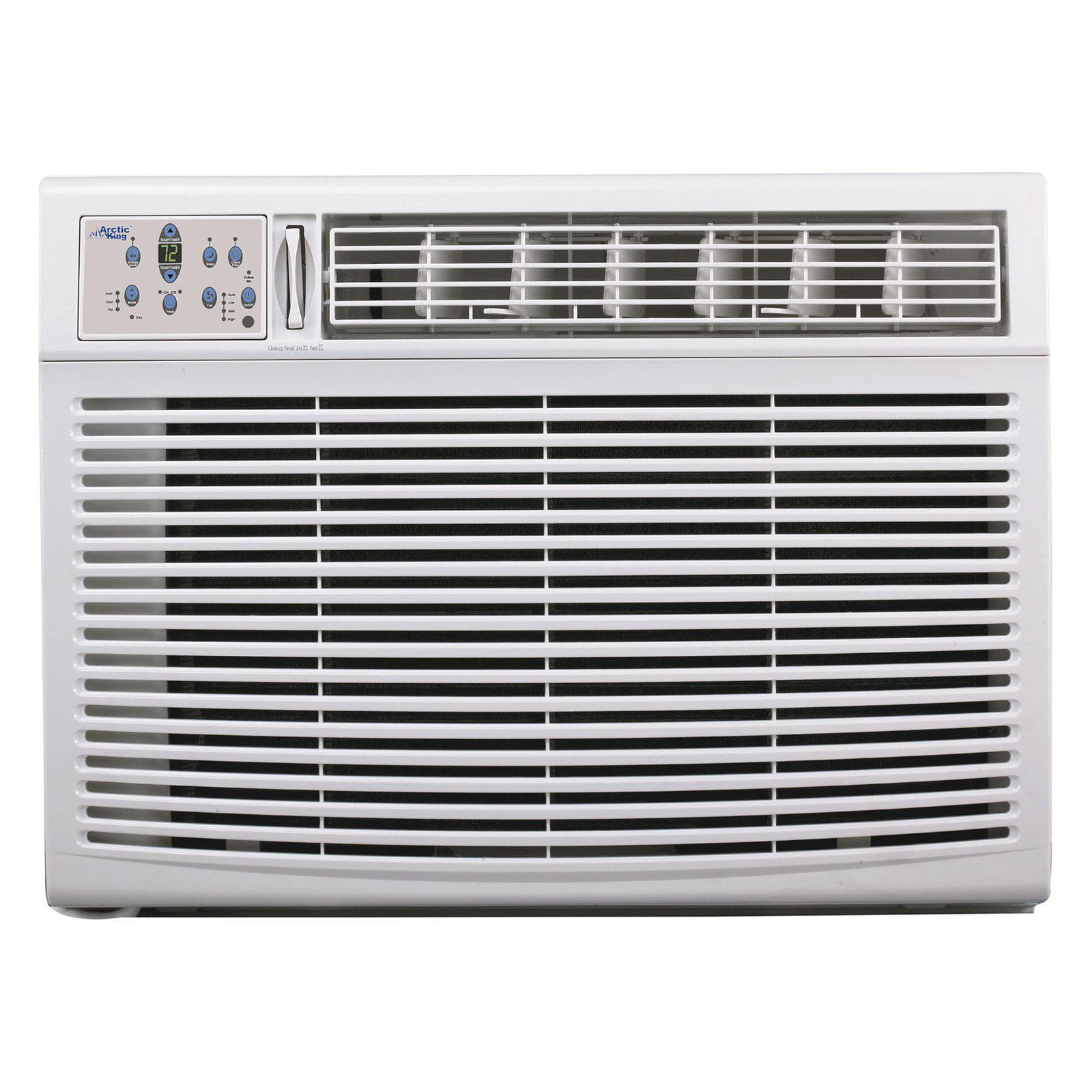 Arctic 25K 208V Window Air Conditioner-Heater