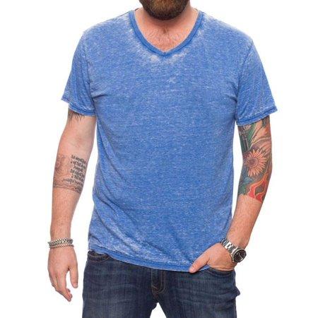 Burnout V-Neck T-Shirt - image 6 of 7