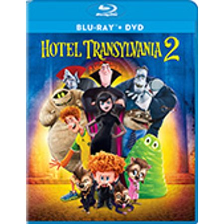 Hotel Transylvania 2  Blu Ray   Dvd   Digital Hd