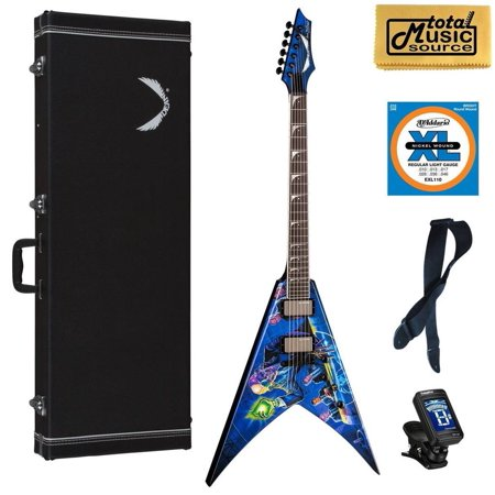 Dean Dave Mustaine VMNT RIP PACK Signature Guitar FREE Strings Strap Tuner
