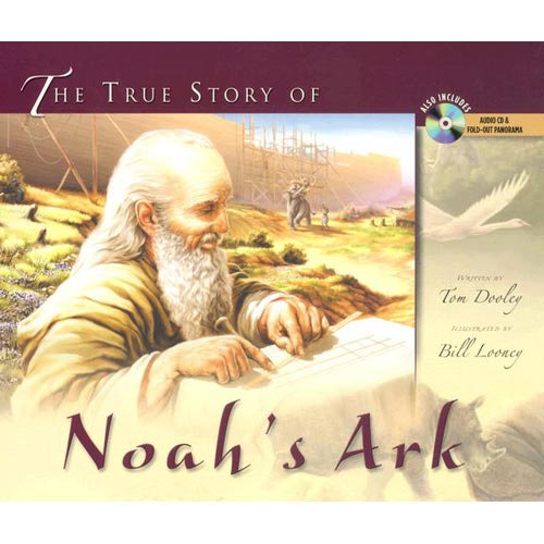 The True Story of Noah's Ark: It's Not Just for Kids Anymore