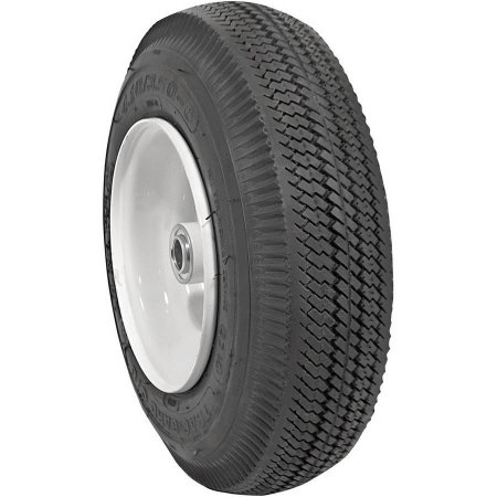 Trac Gard 18X950-8 18X9.50-8 B//4 TL N777 Straight Rib Trac Gard Tire