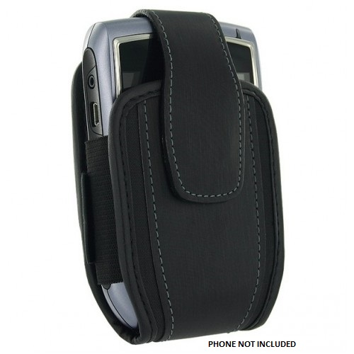 Genuine BlackBerry Holster with Belt Clip for 9550 Storm 2 9650 Bold 8530 Curve