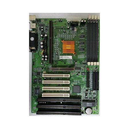 Refurbished-Gemlight GMB-P6LIAKSlot 1 motherboard 1 AGP, 4 PCI, 3 ISA