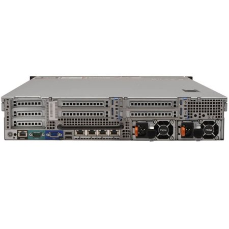 "Refurbished Dell PowerEdge R720XD 12 x 3.5"" Hot Plug E5-2630 Six Core 2.3Ghz 128GB 12x 4TB SAS H710 - image 2 of 2"