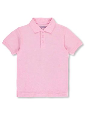 Universal Adult Unisex S/S Pique Polo (Adult Sizes S - 4XL) (Big Girls)