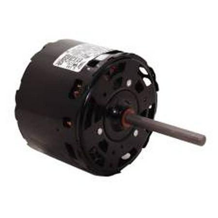 Century single shaft carrier condenser fan motor 1 4 hp for Carrier condenser fan motor replacement
