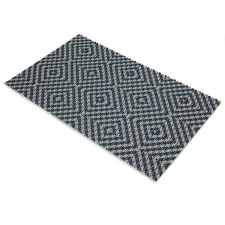Aspen Pet Ribbed Foam Dog Bowl Mat