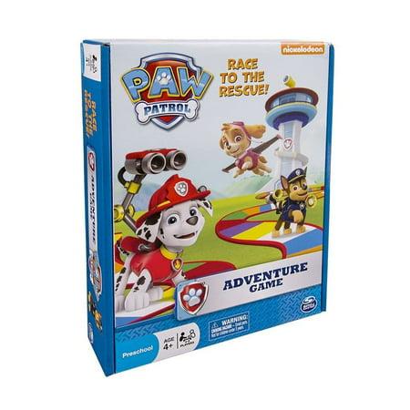 Nickelodeon - Paw Patrol Adventure Board Game -