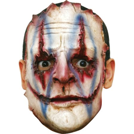 Serial Killer 04 Latex Face Adult Halloween Accessory](Ghoulish Halloween Faces)