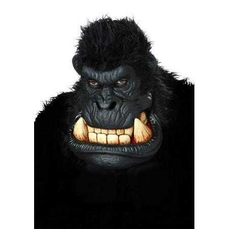 Killa Gorilla Mask Adult Halloween - Gorilla Mask For Sale