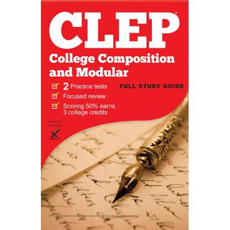 College Halloween Ideas 2017 (CLEP College Composition/Modular)
