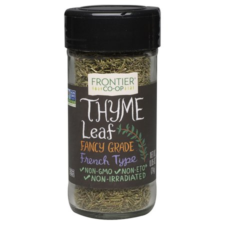 (2 Pack) Frontier Herb Thyme Leaf, 0.85