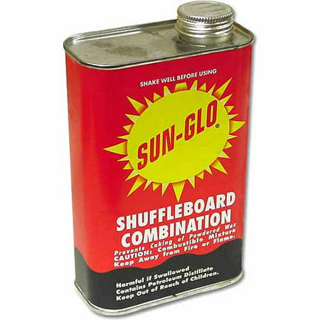 Shuffleboard Table Cleaner and Polish
