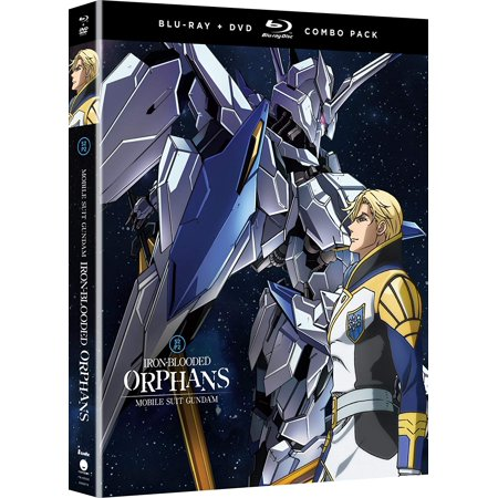 Mobile Suit Gundam: Iron-Blooded Orphans: Season Two, Part Two Blu-ray + DVD +