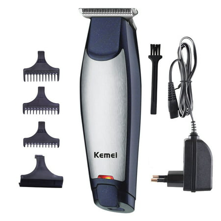 Kemei KM - 5021 3 in 1 Professional Hair Clipper Rechargeable Hair Trimmers Clipper Haircut Barber Styling Machine For Trimming (Haircut Clippers Professional)