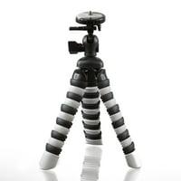 Ultimaxx 8'' Inch Gripster Flexible Compact Digital SLR Camera Tripod (Grey)