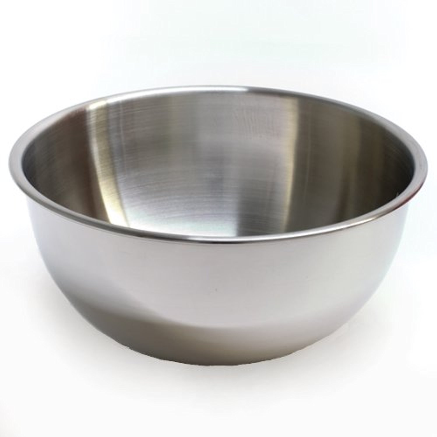 RSVP Endurance Stainless Steel 4 Quart Mixing Bowl