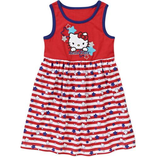 Hello Kitty Baby Toddler Girls' Star Dress