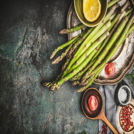 Millennium 10 Live asparagus bare root plantsasparagus root
