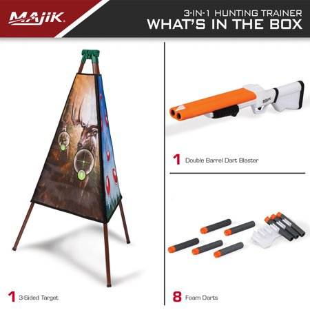 EastPoint Sports 3-in-1 Hunting Trainer; Choose Between a Bow, a Blaster, or a Crossbow thumbnail