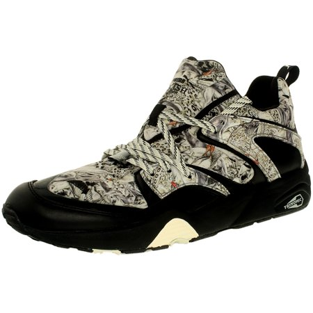 Puma Mens Blaze Of Glory X Swash Wta Low Top Fashion Sneaker