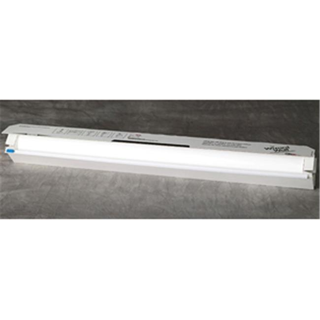 Team Tek Wholesale 275240W Wizard Wall Systems 28 inch System Refill Roll - Jumbo White Film  27. 5 in x 40 ft