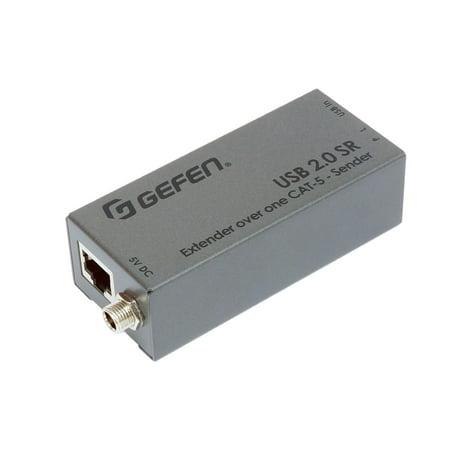 Gefen Ps/2 Cable - Gefen USB 2.0 SR Extender over one CAT-5 Cable