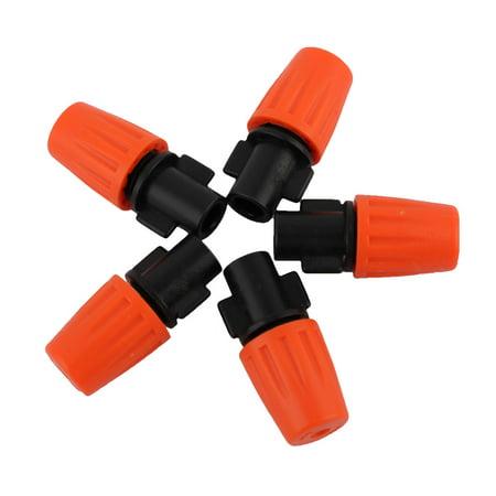 Plastic Lawn Jockey (Garden Plastic Adjustable Plants Lawn Watering Water Spray Sprayer Nozzle 5)