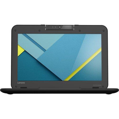 "Lenovo N22 11.6"" Chromebook, Chrome, Intel Celeron N3050 Processor, 4GB Memory, 16GB eMMC Drive"