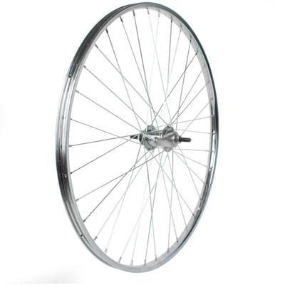 Bicycle Rear Wheel (Sta-Tru EA3 36 Spoke - 26 x 1 3/8 Rear Bike Wheel -)
