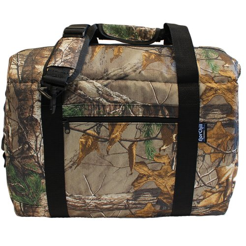 NorChill Outdoorsman Series 48 Can Soft Cooler- Realtree Xtra