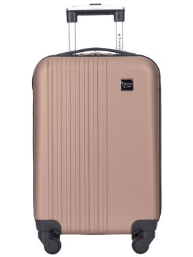 """Travelers Club 20"""" Spinner Rolling Carry-on"""