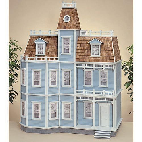 Real Good Toys Newport Dollhouse Kit - 1 Inch Scale