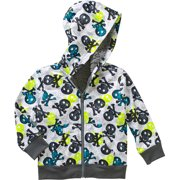 Toddler Boys' Cozy Sherpa Zip Hoodie